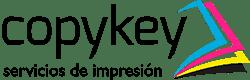 Imprenta Copykey impresión Madrid Logo